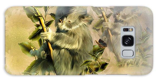 Cuddly Koalas Galaxy Case by Elaine Manley
