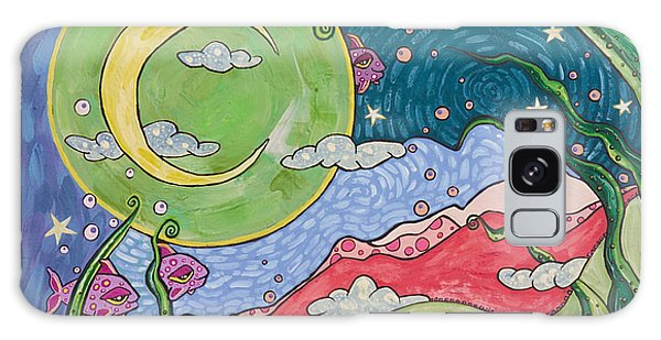 Daydreaming Galaxy Case by Tanielle Childers