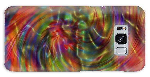Electric Fudge Galaxy Case by Kevin Caudill