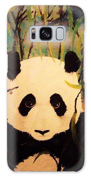 Endangered Panda Galaxy Case