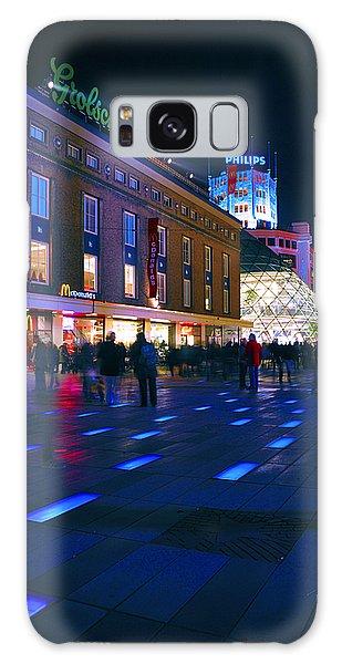Glow Eindhoven 2011 2 Galaxy Case by Nop Briex