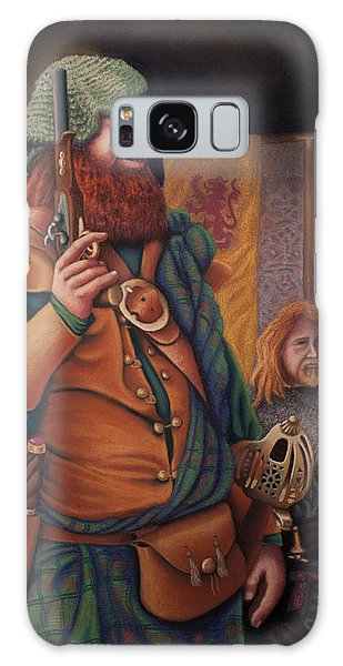 Highlanders Galaxy Case