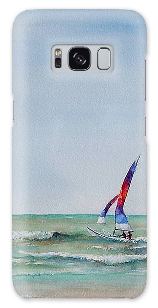 Ipperwash Beach Galaxy Case