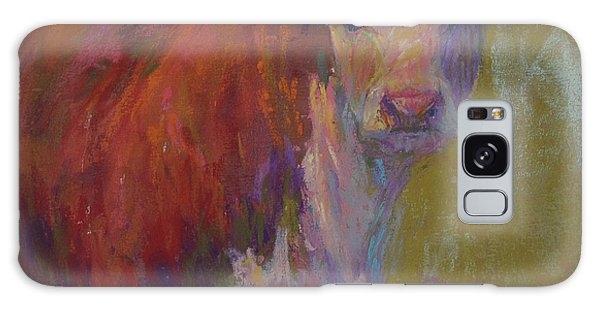 Iris Galaxy Case by Susan Williamson