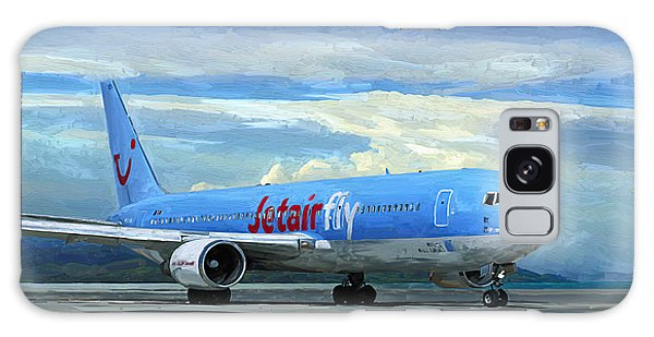 Jetairfly Boeing 767 In Costa Rica Galaxy Case