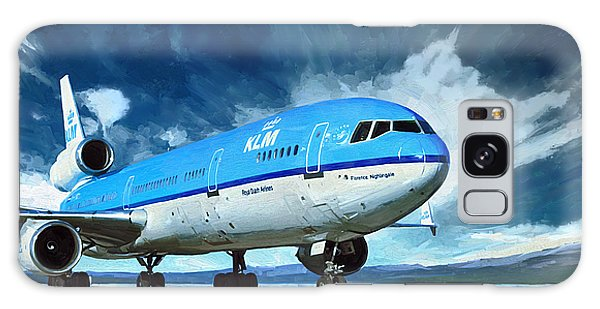 Klm Md11 Galaxy Case