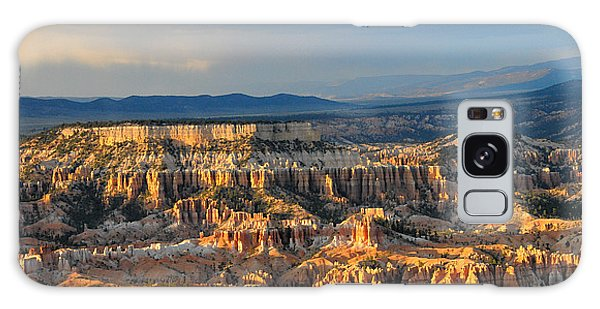 Magical Light At Bryce Canyon  Galaxy Case