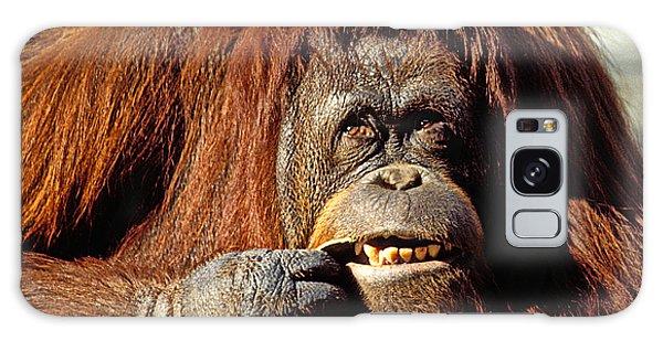 Orangutan  Galaxy Case