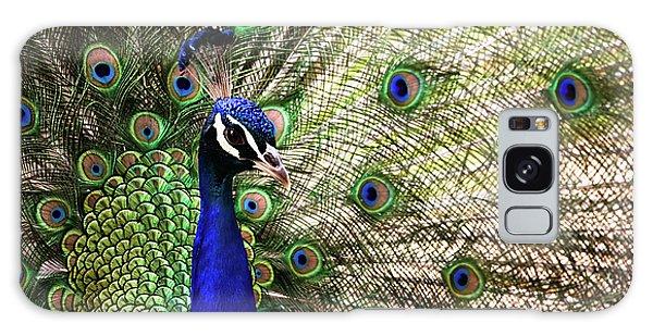 Peacock Galaxy Case by Stefan Nielsen