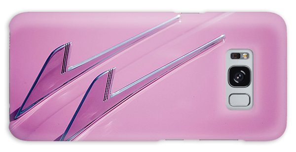 Pink Cadillac Galaxy Case by Stefan Nielsen