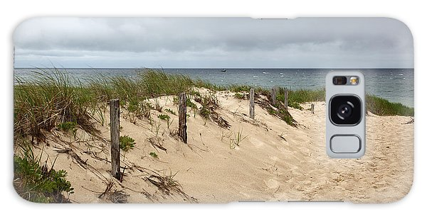 Race Point Beach Provincetown Massachusetts Galaxy Case by Michelle Wiarda