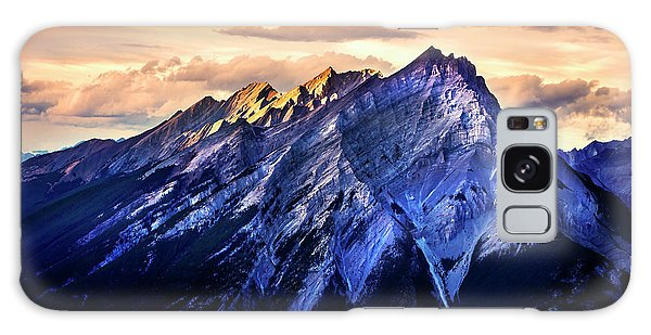 Galaxy Case featuring the photograph Mount Cascade by John Poon