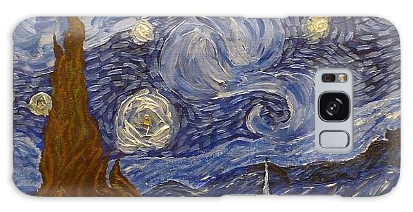 Starry Night - An Ode To Vincent Galaxy Case