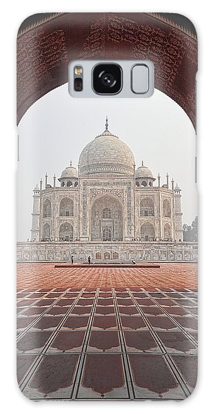 Taj Mahal - Color Galaxy Case