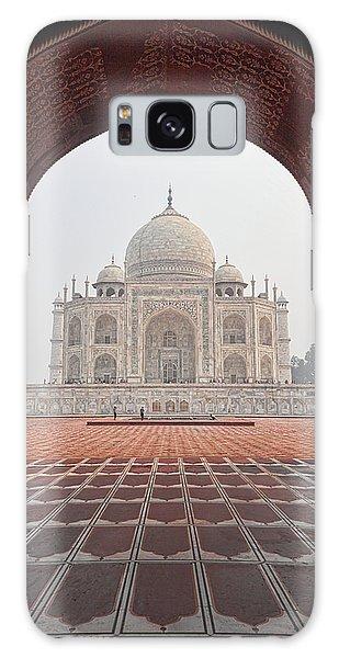 Taj Mahal - Color Galaxy Case by Stefan Nielsen