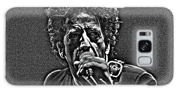 Willie Nile Galaxy Case by Jeff Ross