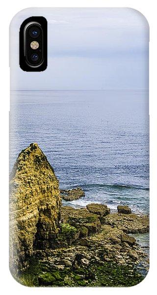 Pointe Du Hoc IPhone Case