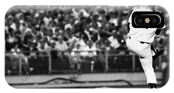 Tom Seaver (1944- ) IPhone Case