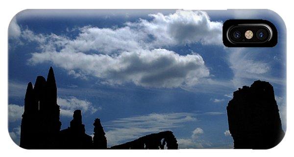 Abbey Skyline IPhone Case