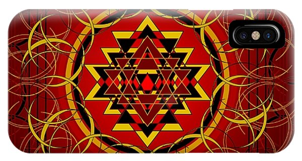 Agni 2012 IPhone Case