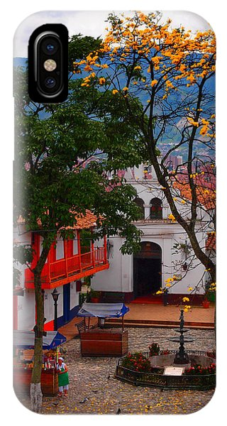Colombia iPhone Case - Antioquia by Skip Hunt