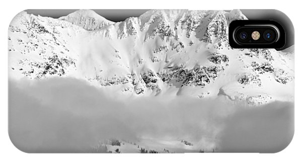 IPhone Case featuring the photograph Blackcomb  by Pierre Leclerc Photography