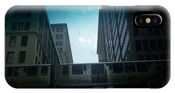Chicago 5 IPhone Case