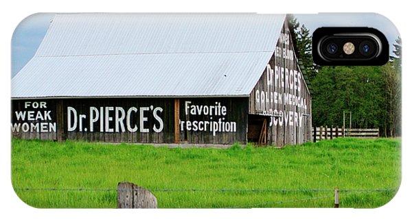 Dr Pierce' Barn 110514.109c1 IPhone Case