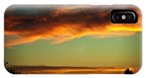 End Of Day IPhone Case