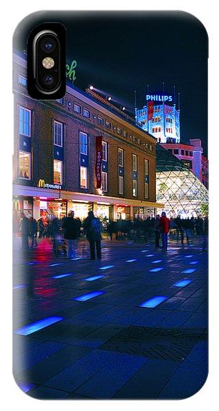 Glow Eindhoven 2011 2 IPhone Case