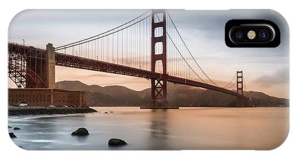 Golden Gate Bridge, San Francisco IPhone Case
