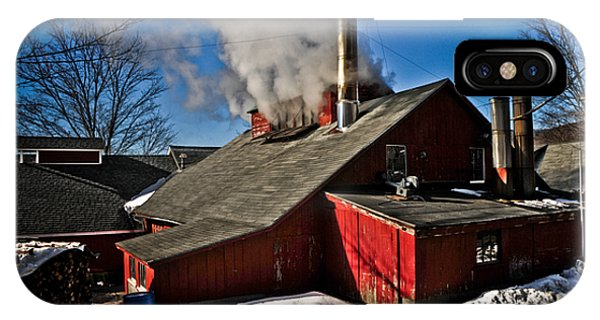 Goulds Sugarhouse IPhone Case