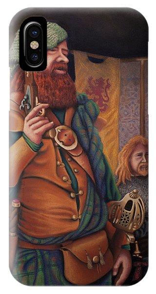 Highlanders IPhone Case