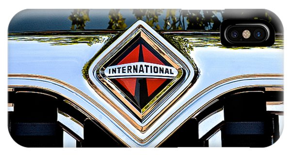 International Truck IPhone Case