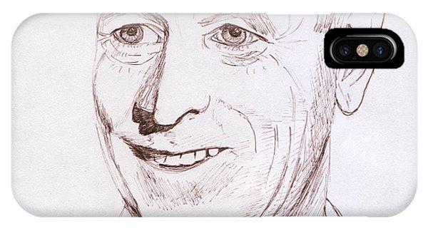 John Wooden IPhone Case