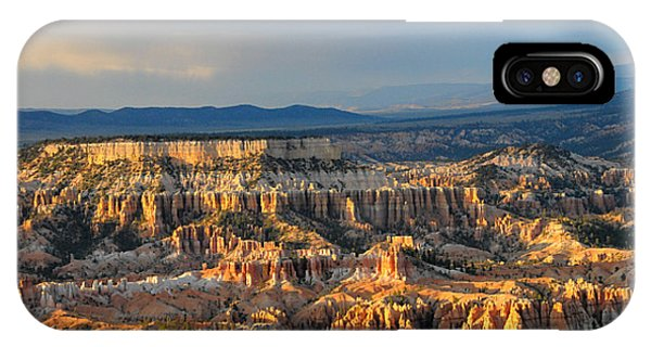 Magical Light At Bryce Canyon  IPhone Case