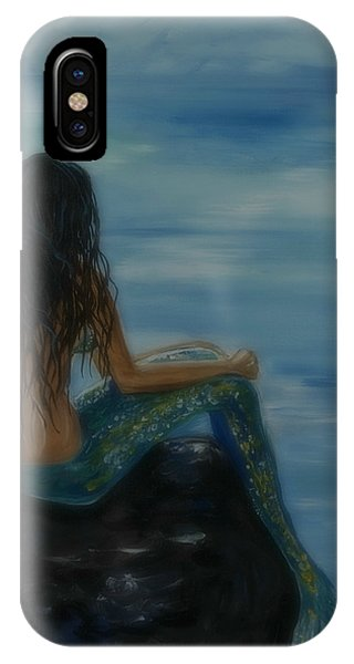 Mermaid Mist IPhone Case