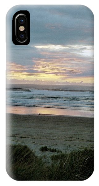 Oregon Coast 1 IPhone Case