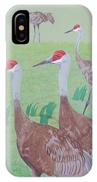 Red Heads IPhone Case