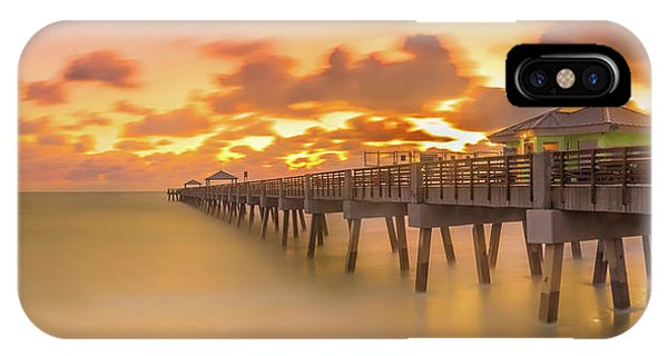 Sunrise At Juno Beach IPhone Case