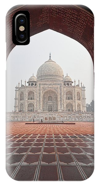 Taj Mahal - Color IPhone Case