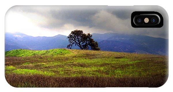 The Last Oak IPhone Case