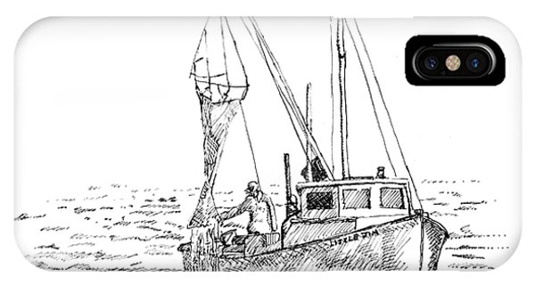 The Vessel Little Jim IPhone Case
