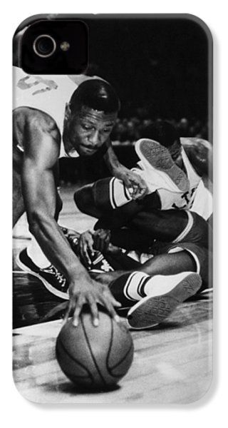 Bill Russell (1934- ) IPhone 4 Case by Granger