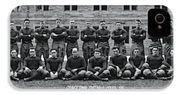 Georgetown U Football Squad IPhone 4s Case