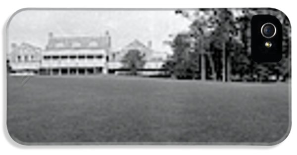 Chevy Chase Country Club Chevy Chase Md IPhone 5 Case
