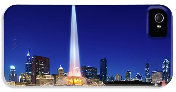 Buckingham Fountain IPhone 5 Case