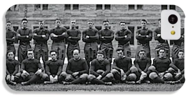 Georgetown U Football Squad IPhone 5c Case