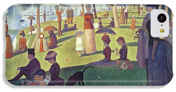 Sunday Afternoon On The Island Of La Grande Jatte IPhone 5c Case