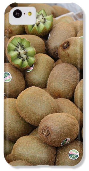 European Markets - Kiwis IPhone 5c Case by Carol Groenen